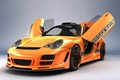 Picture Orange, Porsche, Porshe, Art