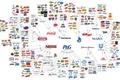 Picture monster, dove, brands, brand, coca-cola, advertising, pepsi, manufacturers, oreo, lays, lipton, jacobs, pepsico, nescafe, snikcers, ...