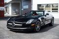 Picture Mercedes, AMG, SLS, San francisco, Black
