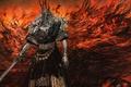 Picture fire, Dark Souls, Gwyn, Gwyn Lord Of Ashes