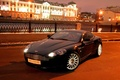 Picture Martin, lights, DB9, Vantage, supercar, Aston, the city