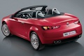 Picture spider, Alfa Romeo, convertible