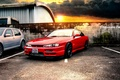 Picture nissan, s14, silvia