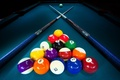 Picture balls, table, sport, Billiards
