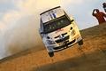 Picture s 2000, WRC, Skoda Fabia, rally, Skoda, jump