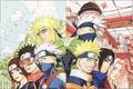 Picture naruto, Anime, rin, obito, minato, kakashi, sakura, sasuke