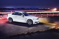Picture front, the evening, autowalls, BMW, BMW 1M