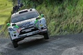 Picture Ford, Sport, Ford, The hood, WRC, Ken Block, Rally, Rally, Fiesta, Fiesta, Competition