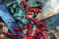Picture Deadpool, Marvel, Deadpool, Carnage, Wade Wilson, Domino, Carnage, Nina Thurman, Neena Thurman, Domino, Marvel, Wade ...