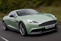 Picture green, Vanquish, Aston Martin, supercar