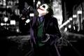 Picture makeup, Joker, paint