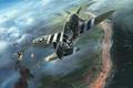 Picture Energo5, Aviation Art, P-47 Thunderbolt, WW2