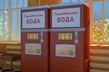 Picture USSR, retro, water, syrup, soda, machine