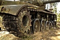 Picture weapons, tank, caterpillar