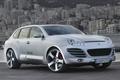 Picture Design, Silver, Chopster, EDAG, Rinspeed, Porsche Cayenne