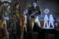 Picture animated series, Star Wars Rebels, Star wars Rebels, heroes