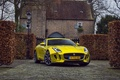 Picture coupe, jaguar, f-type, gold