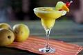 Picture drink, lemon, background