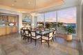 Picture design, kitchen, Villa, kitchen, Interior, sea, TV, window, table, Design
