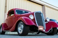 Picture retro, Ford Coupe, classic, 1934