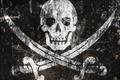 Picture pirates, skull