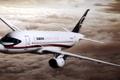 Picture superjet 100, sukhoi, the plane