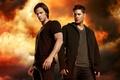 Picture Jared Padalecki, Sam Winchester, Dean Winchester, Jensen Ackles, Over The Padalecki Jared, Supernatural, Jensen Ackles, ...