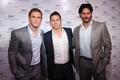 Picture men, Chris Hemsworth, Chris Hemsworth, Channing Tatum, Channing Tatum, Joe Manganiello