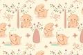 Picture background, mood, texture, art, elephant, children's