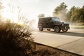 Picture Mercedes-Benz, Black, AMG, Sun, All-terrain vehicles, Road, G63, Front