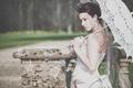 Picture the bride, Laura, Vintage Wedding