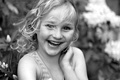 Picture portrait, mood, smile, girl