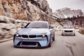Picture Hommage, speed, 02 Series, 2002, BMW, auto, acceleration, Concept, grille, and, BMW, nostrils