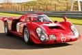 Picture Track, Rosso, Red, Race, Alfa Romeo, Alfa Rosso, Alfa Romeo Tipo, Daytona, Alfa Race, Alfa, ...