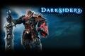 Picture darksiders, war, sword, rider, wrath of war