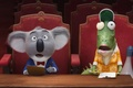 Picture sugoi, Matthew McConaughey, cartoon, musical, comedy, audition, Sing, megaphone, chameleon, muvie, koala, clipboard, animals, animated ...