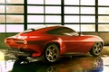 Picture Flying Disc, SuperLeggera, red, beautiful, Touring, Concept, car