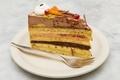 Picture cake, dessert, layers