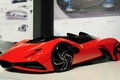 Picture model, Ferrari, Eternita, Ferrari World Design Contest