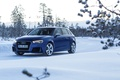 Picture 2015, Snow, RS3, Metallic, Blue, Winter, photo, Car, Audi, Sportback