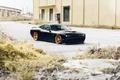 Picture Dodge, Black, Hellcat, Wheels, Rohana, Challanger, RFX5
