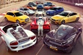 Picture Top Gear, Wallpaper, Stig, Supercars, Volkswagen Golf, Porsche 918, BMW M4, McLaren P1, Jaguar F-Type, ...