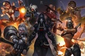 Picture Blizzard, art, Overwatch, female characters, genderbend