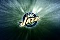 Picture NBA, Background, Utah Jazz, Jazz, Mountains, Logo, Utah, Basketball