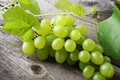 Picture green, background, widescreen, Wallpaper, food, berry, grapes, leaf, wallpaper, leaf, widescreen, background, full screen, HD ...