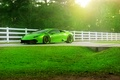 Picture ADV.1, Color, Lamborghini, LP610-4, Green, Supercar, Front, Wheels, Jeff, Huracan