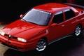 Picture Strada, Red, Alfa Romeo, 155, Alfa Romeo 155, Alfa 155, Alfa 155 Tuning, Alfa Romeo ...