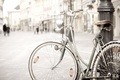 Picture bike, city, the city, background, widescreen, Wallpaper, street, mood, post, wheel, wheel, wallpaper, different, bike, ...