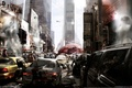 Picture Prototype, epidemic, new York, people, machine, chaos, virus, the city