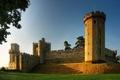 Picture Warwickshire, England, Warwick castle